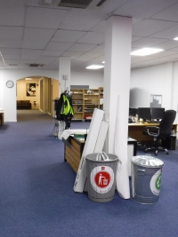 First Floor Offices With Parking