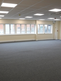 841 Sq Ft Serviced Office with Parking